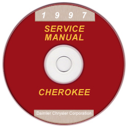 1996 Jeep Cherokee (XJ) Service Manual on CD-Rom
