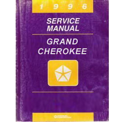1996 Jeep Grand Cherokee (ZJ) Service Manual