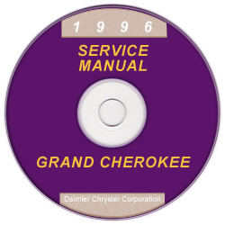 1996 Jeep Grand Cherokee (ZJ) Service Manual on CD