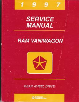 1997 Dodge Ram / Dodge Wagon Factory Service Manual