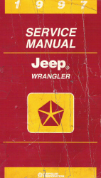 1997 Jeep Wrangler (TJ) Service Manual