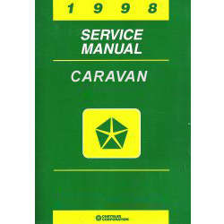 1998 Dodge, Plymouth, Chrysler Caravan, Voyager, Town & Country (NS) Service Manual