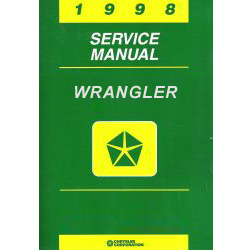 1998 Jeep Wrangler (TJ) Factory Service Manual