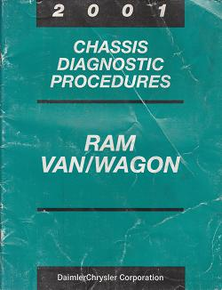 2001 Dodge Ram / Wagon Chassis Diagnostic Procedures