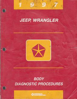 1997 Jeep Wrangler Body Diagnostic Procedures