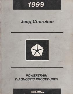 1999 Jeep Cherokee Powertrain Diagnostic Procedures