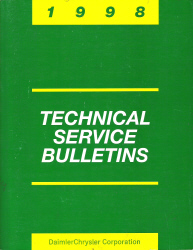 1998 Technical Service Bulletins