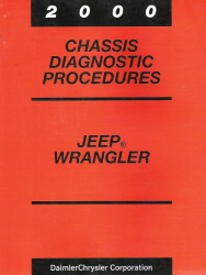 2000 Jeep Wrangler Chassis Diagnostic Procedures