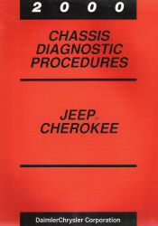 2000 Jeep Cherokee Chassis Diagnostic Procedures