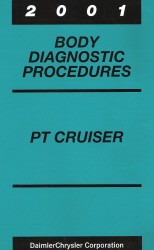 2001 Chrysler PT Cruiser Body Diagnostic Procedures