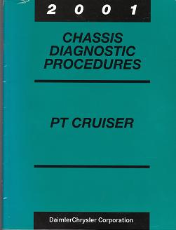2001 Chrysler PT Cruiser Chassis Diagnostic Procedures