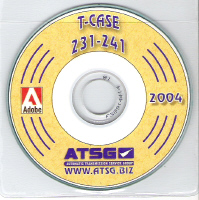 Transfer Case 231 - 241 on CD-ROM