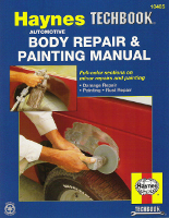 Automotive Body Repair & Painting Manual Haynes Techbook