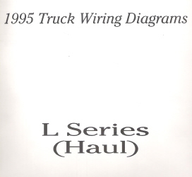 1995 Ford Medium/Heavy Truck L-Series Wiring Diagrams (Haul Configuration)