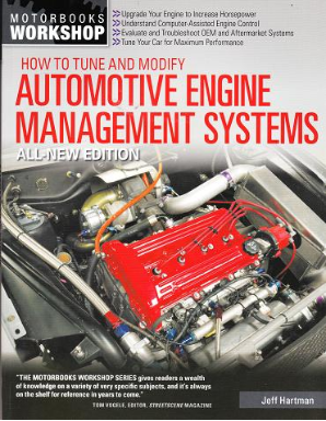 How To Tune & Modify Automotive Engine Management Systems