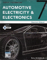 Today's Technician: Automotive Electricity & Electronics, 7th Edition