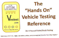 "The ""Hands On"" Vehicle Testing Reference Guide"