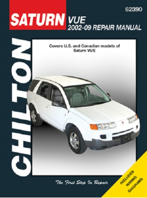 2002 - 2009 Saturn Vue Chilton's Total Car Care Manual