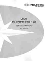 2009 Polaris Ranger RAZR 170 Factory Service Manual