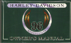 1996 Harley-Davidson All Models Owner's Manual