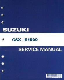 2009-2015 Suzuki GSX-R1000 Factory Service Repair Shop Manual