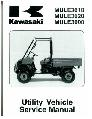 2001-2008 Kawasaki KAF620 Mule 3010 Factory Service Manual