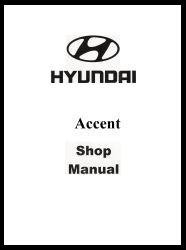 2002 Hyundai Accent Factory Shop Manual