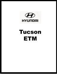 2005 Hyundai Tucson Factory Electrical Troubleshooting Manual - ETM