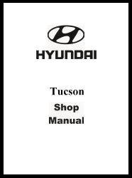 2005 Hyundai Tucson Factory Shop Manual Volume 1
