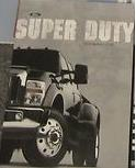 2010 Ford F250, F350, F450 & F550 Truck Factory Owner's Manual
