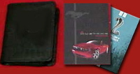2010 Ford Mustang Shelby Owner's Manual Portfolio