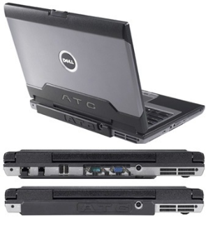 Dell ATG-D630 Semi Rugged Laptop with Upgrades