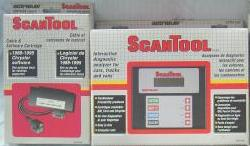 Actron Ford, Lincoln & Mercury (1984 - 1995) OBD-I ScanTool Diagnostic Analyzer with Scan Cartridge/Cable
