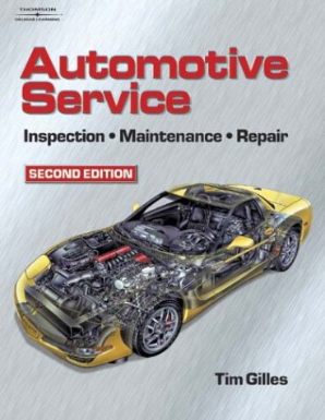 Automotive Service: Inspection, Maintenance and Repair, 2nd Edition, Hardcover