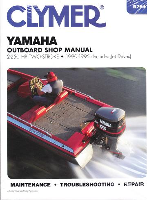 1990-1995 Yamaha 2-250hp 2-stroke Outboard Clymer Repair Manual