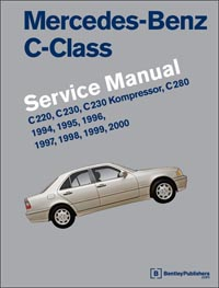1994 - 2000 Mercedes-Benz C-Class Service & Repair Manual