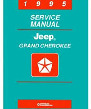 1995 Jeep Grand Cherokee (ZJ) Service Manual on CD-ROM
