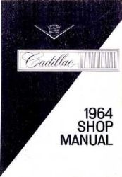 1966 Cadillac Factory Service Manual and Fisher Body Manual on CD-ROM
