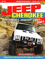 1984 - 2001 Jeep Cherokee Performance Upgrades