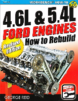 How to Rebuild 4.6L & 5.4L Ford Engines