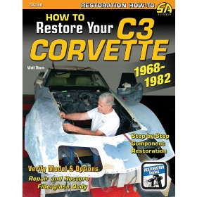 How to Restore Your C3 Corvette: 1968 - 1982