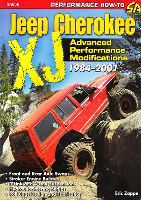 1984 - 2001 Jeep Cherokee XJ Advanced Performance Modifications