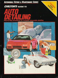 Chilton's Guide To Auto Detailing