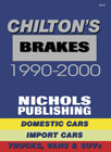 1990 - 2000 Brake Specifications and Service by Chilton