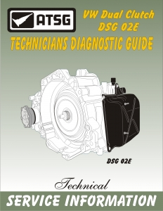 VW DSG 02E Technicians Diagnostic Guide