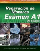 SPANISH VERSION- ASE Test Prep Manual - A1, Automotive Engine Repair