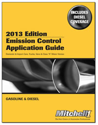1996 - 2013 Emission Control Application Guide by Mitchell1