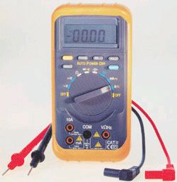 Professional Digital Multimeter Auto-Ranging