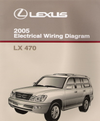 2005 Lexus LX470 Electrical Wiring Diagram