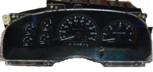 1998 Lincoln Navigator Instrument Cluster Repair
